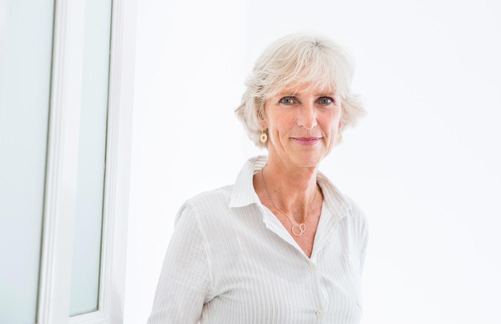Sabine Vahling, Ärztin für Allgemeinmedizin und Akupunktur, Chinesische Kräutermedizin
